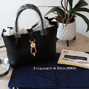 DOONEY & BOURKE Amelie Tote / Black leather